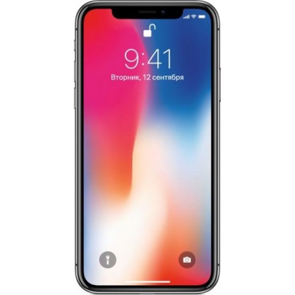 Apple iPhone X 64GB (серый космос)