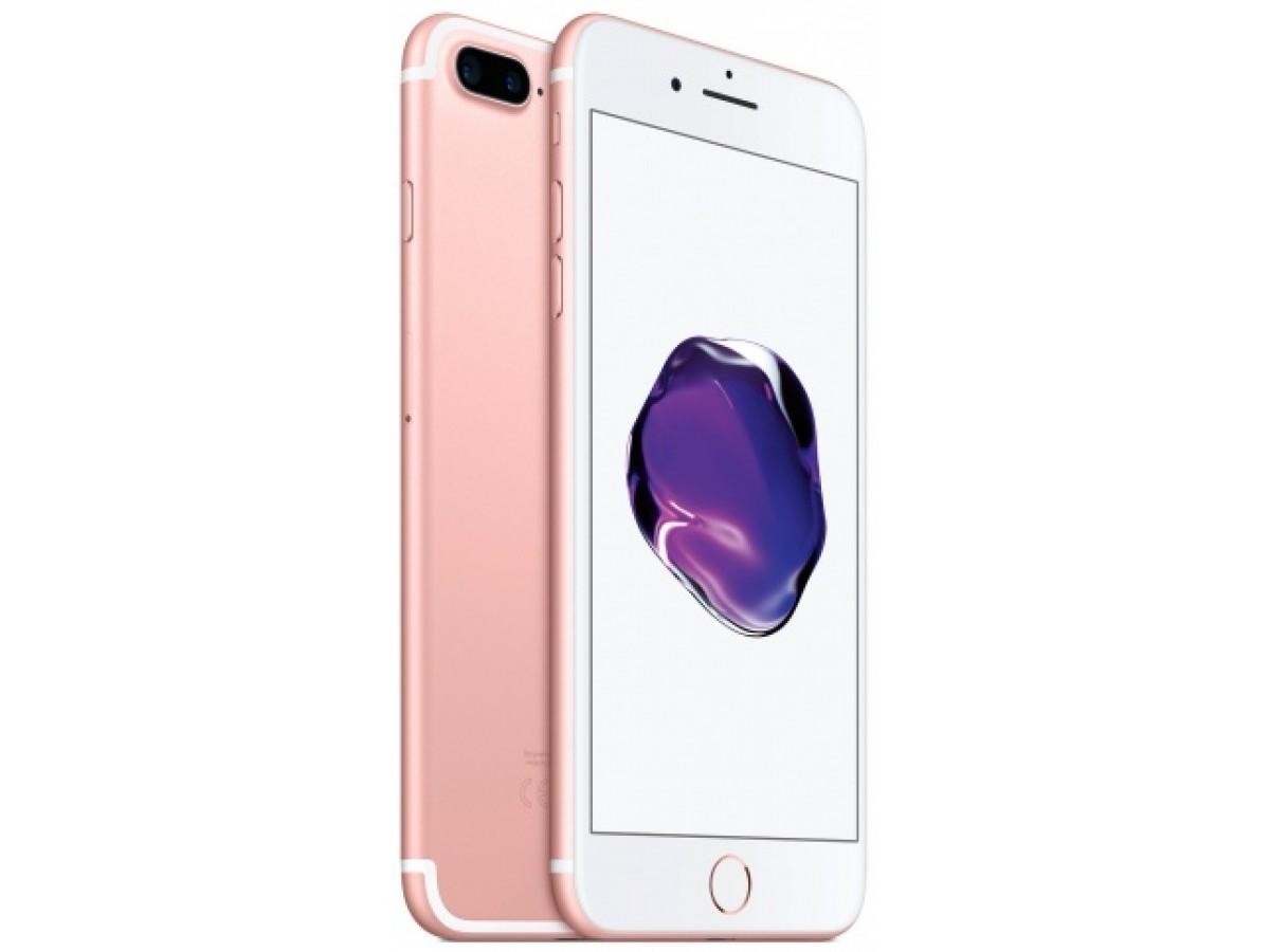 Apple iPhone 7 Plus 32GB (розовое золото) в Тюмени
