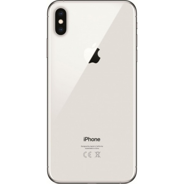 Apple iPhone XS Max 512GB (серебристый)