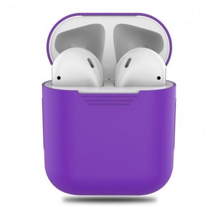 Чехол AirPods фиолетовый