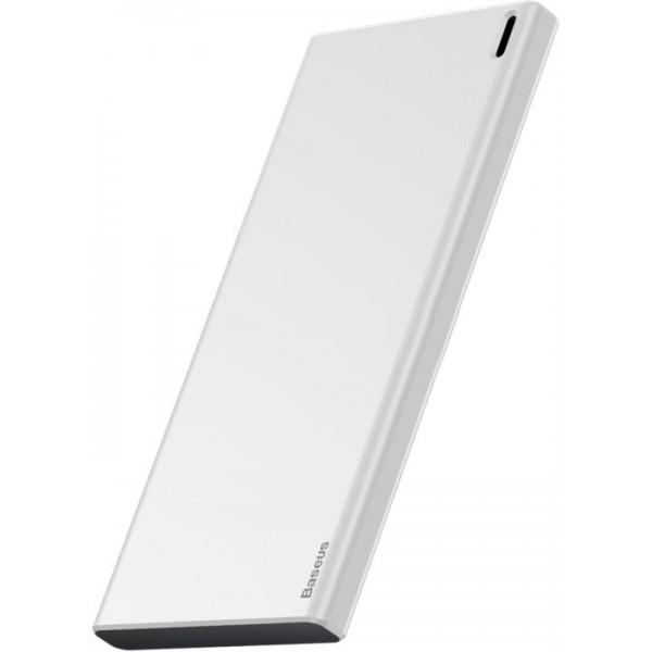 PowerBank Baseus 10000mAh (черный/белый)