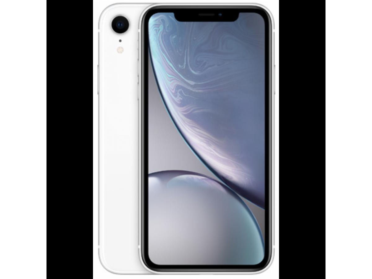 Apple iPhone XR 64GB (белый) в Тюмени