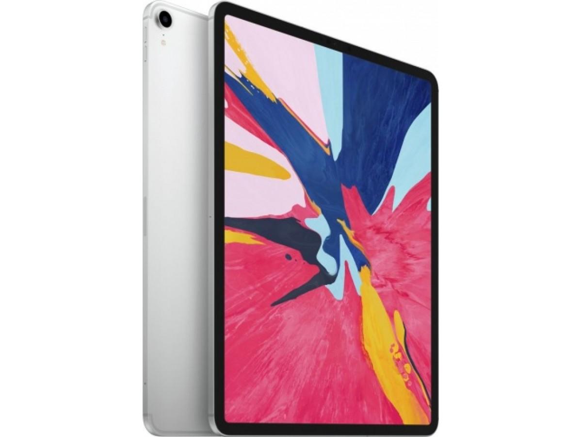 """Apple iPad Pro (2018) 12,9"""" Wi-Fi 64GB (серебристый) в Тюмени"""