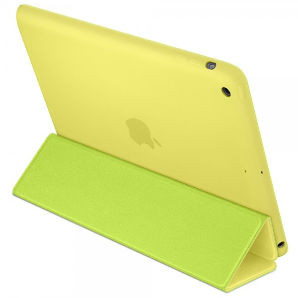 Смарт-кейс iPad (2018) желтый
