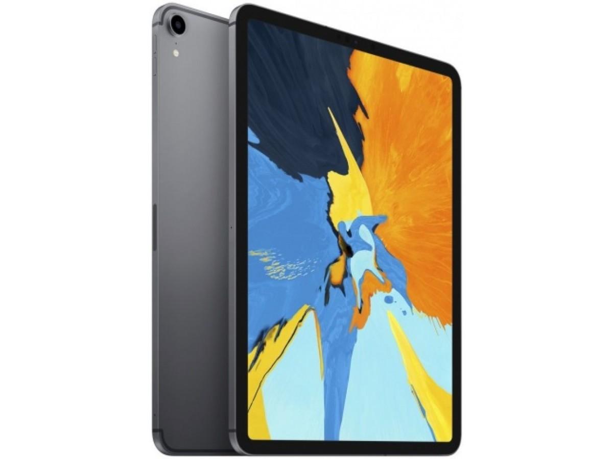 "Apple iPad Pro (2018) 11"" Wi-Fi 64GB (серый космос) в Тюмени"