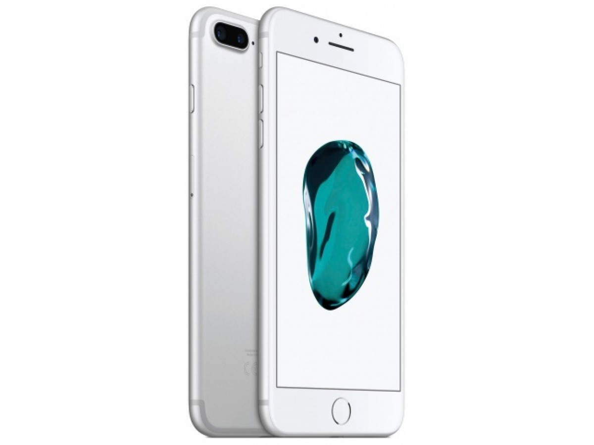 Apple iPhone 7 Plus 32GB (серебристый) в Тюмени