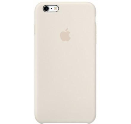 Чехол Silicone Case iPhone 6/6s бежевый