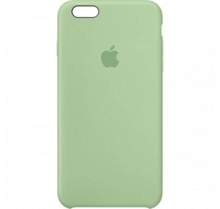 Чехол Silicone Case iPhone 6 Plus/6s Plus зеленый