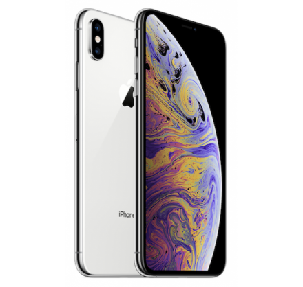 Apple iPhone XS Max 64GB DUAL-SIM (серебристый)