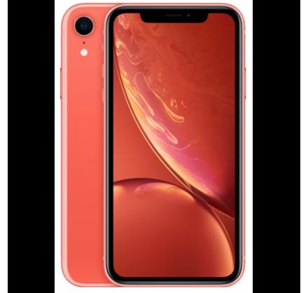 Apple iPhone XR 64GB (коралловый)