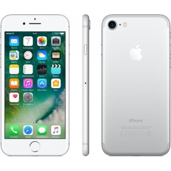 Apple iPhone 7 32GB (серебристый)