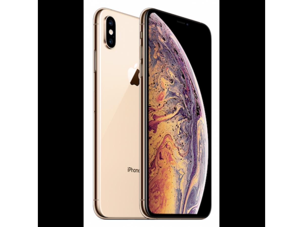 Apple iPhone XS 64GB (золотой) в Тюмени