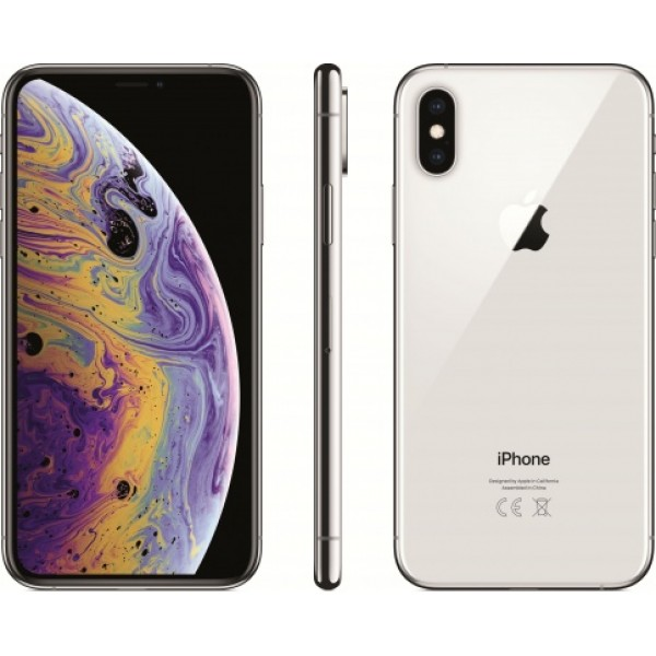 Apple iPhone XS 64GB (серебристый)