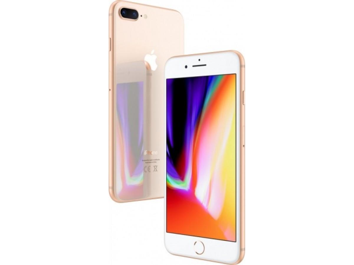 Apple iPhone 8 Plus 256GB (золотой)
