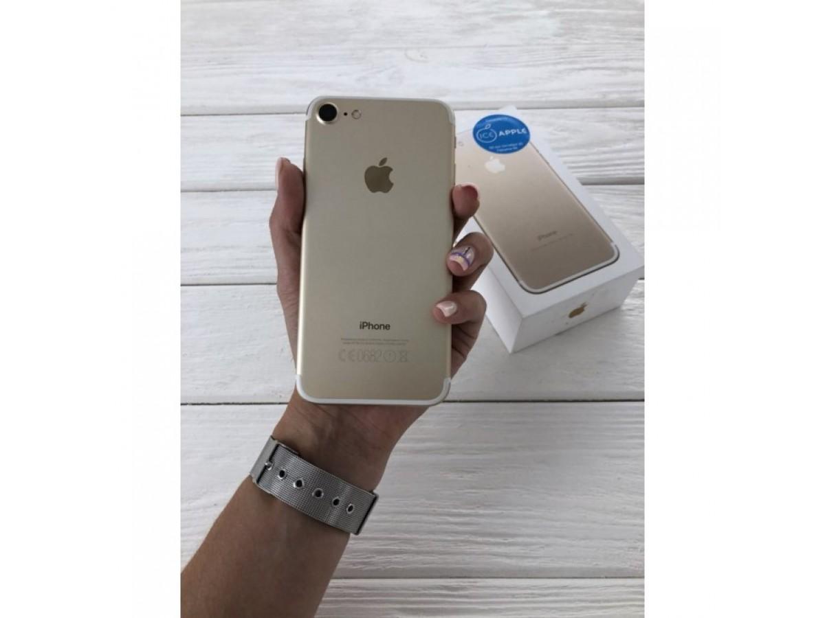 iPhone 7 32gb Gold в Тюмени