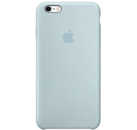 Чехол Silicone Case iPhone 6/6s бирюзовый