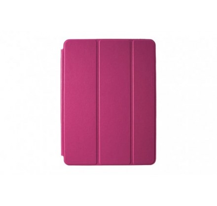 Смарт-кейс iPad (2018) темно-розовый