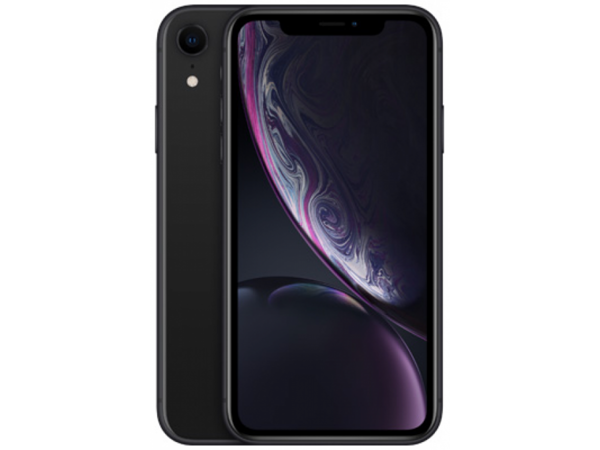 Apple iPhone XR 64GB (черный)