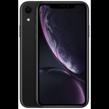 Apple iPhone XR 64GB (черный)
