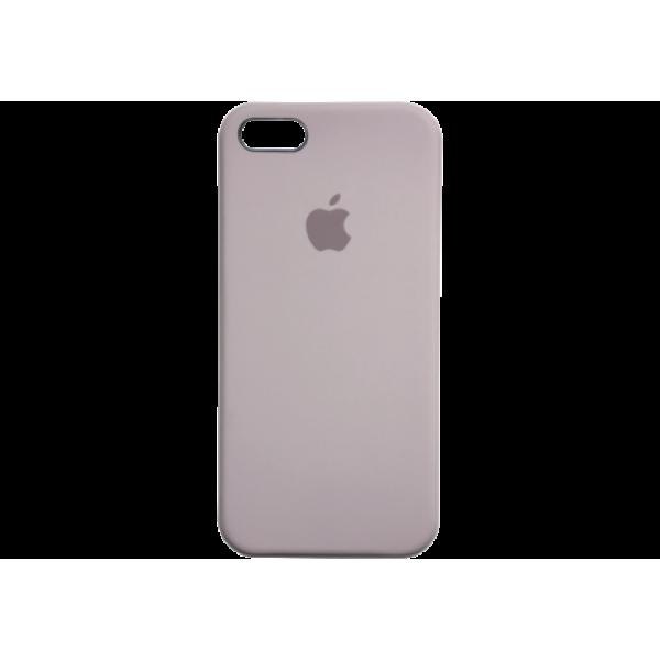 Чехол Silicone Case iPhone 5s/SE лавандовый