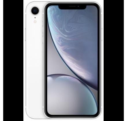 Apple iPhone XR 128GB DUAL-SIM (белый)