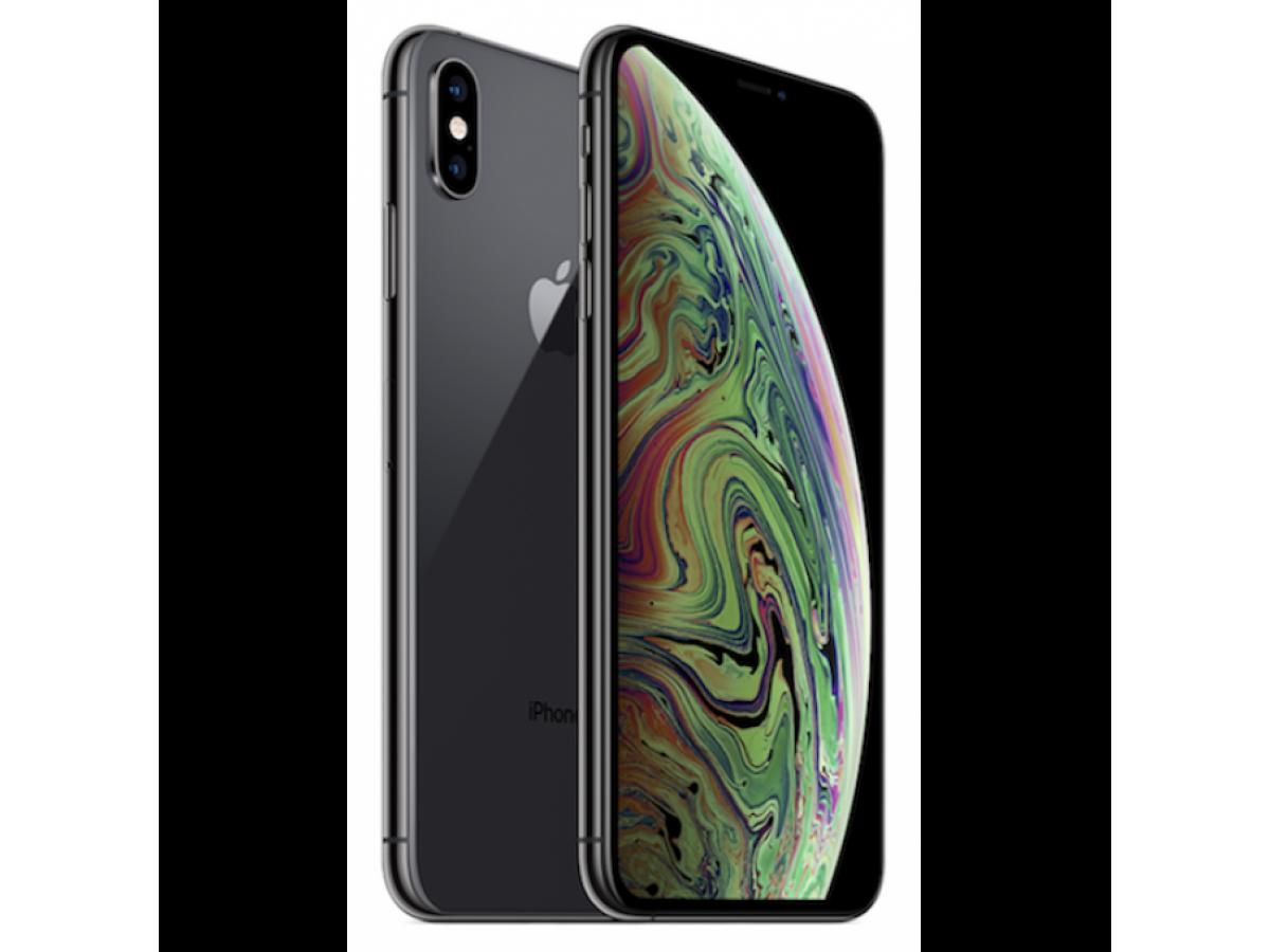 Apple iPhone XS Max 256GB (серый космос) в Тюмени