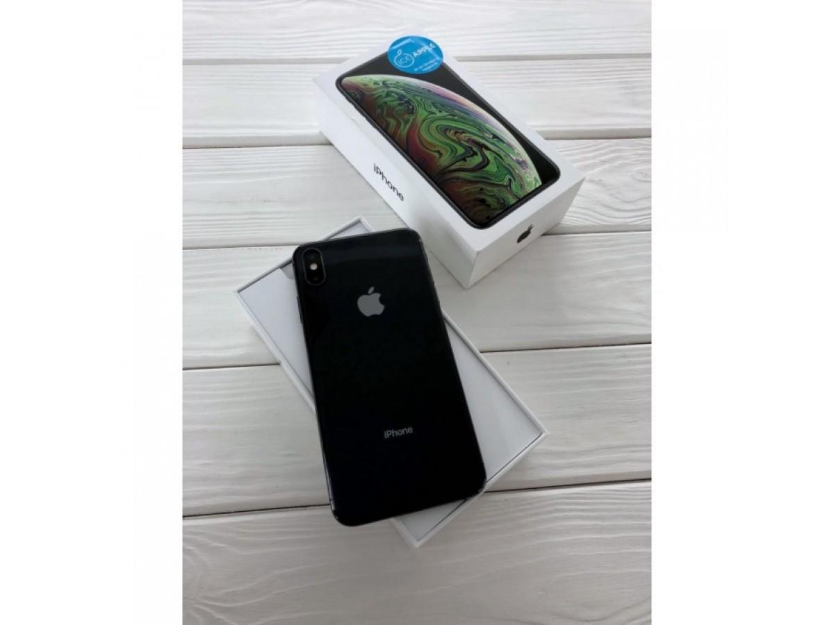 Apple iPhone Xs Max 64gb Space Gray в Тюмени