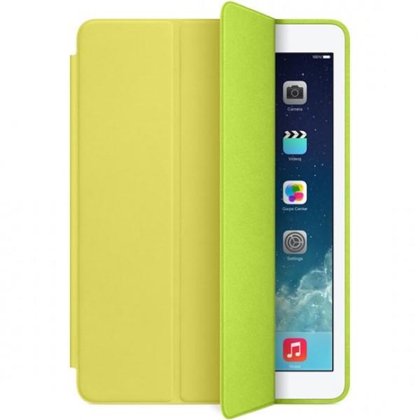 Смарт-кейс iPad 2/3/4 желтый
