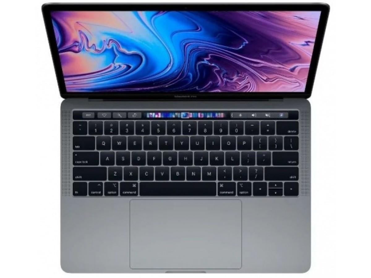 "Apple MacBook Pro 13"" Touch Bar MUHP2RU/A 256Gb (серый космос) в Тюмени"