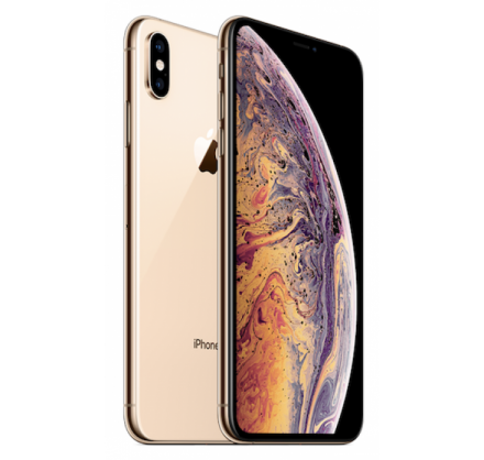 Apple iPhone XS Max 256GB DUAL-SIM (золотой)
