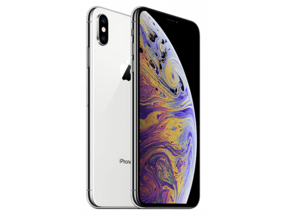 Apple iPhone XS Max 256GB (серебристый) в Тюмени