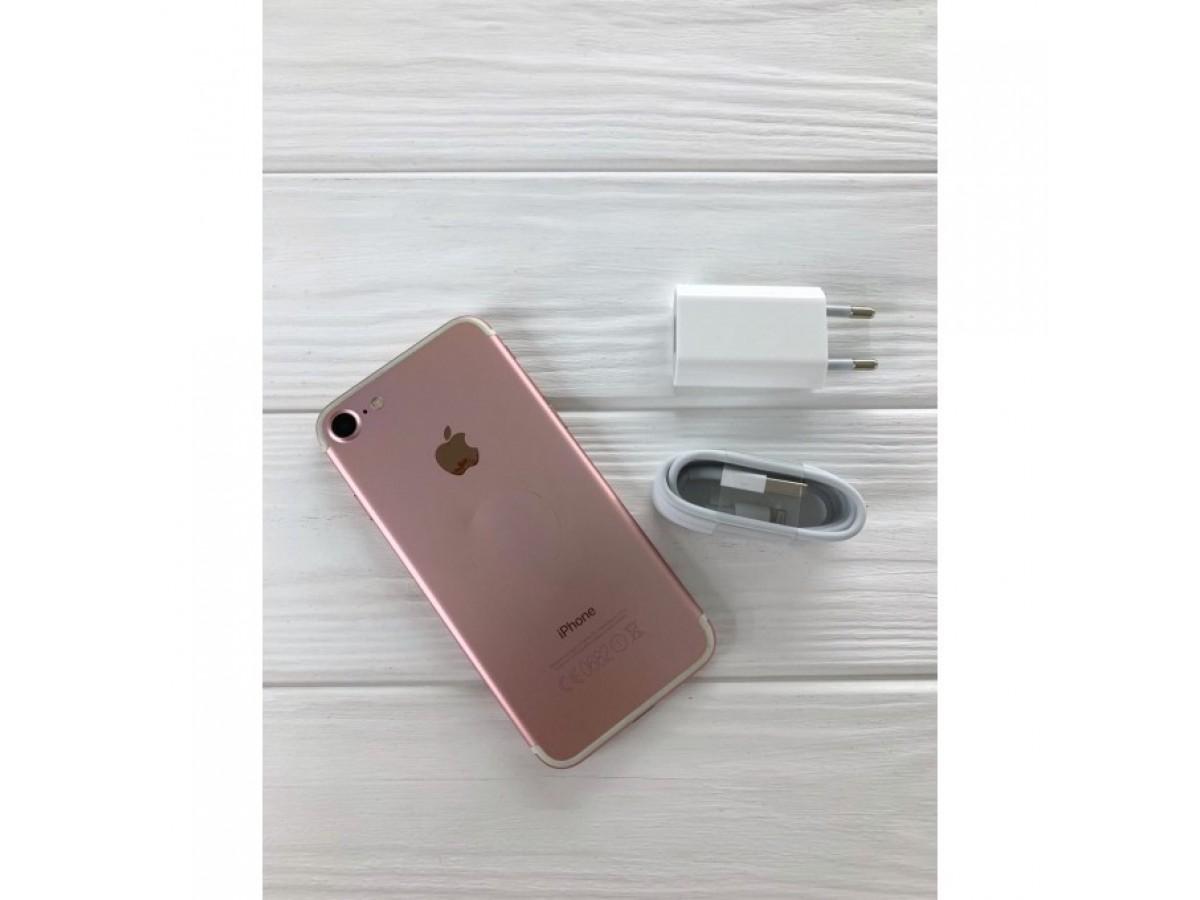 iPhone 7 128Gb Rose Gold в Тюмени