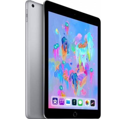 Apple iPad (2018) Wi-Fi + Cellular 32GB (серый космос)