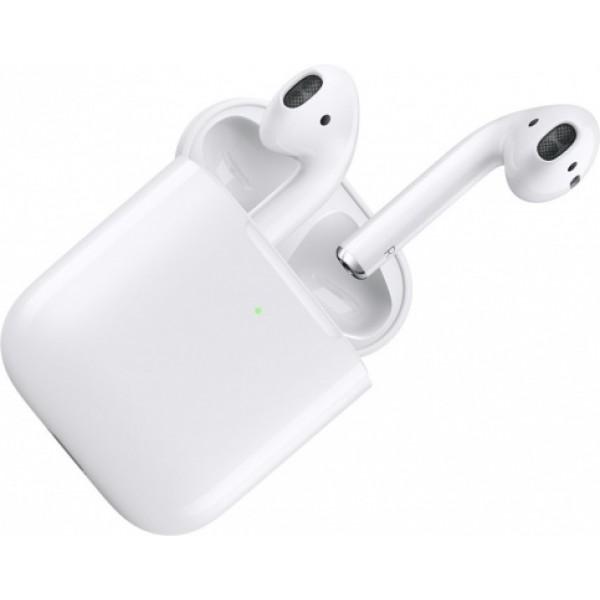 Apple AirPods 2-го поколения с беспроводной зарядкой
