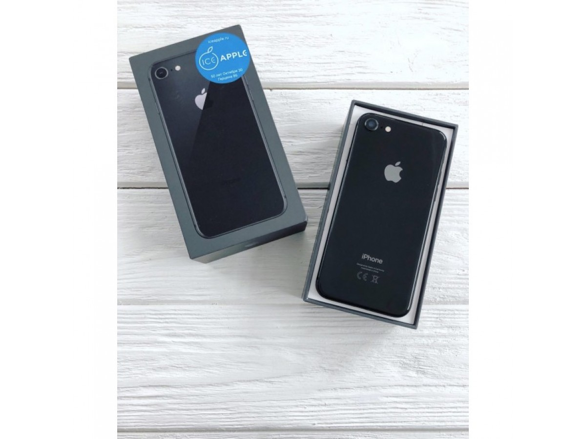 iPhone 8 64gb Space Gray в Тюмени