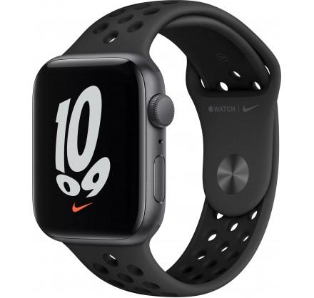 Apple Watch Nike SE, 40 мм, корпус из алюминия цвета (с...
