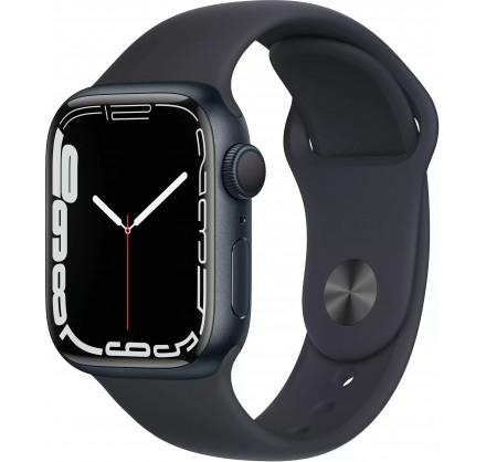 Apple Watch Series 7, 41 мм, корпус из алюминия цвета (...