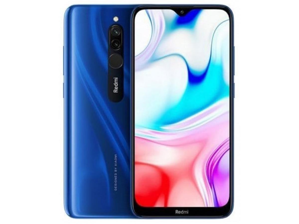 Xiaomi Redmi 8 3/32Gb Синий RU/A в Тюмени