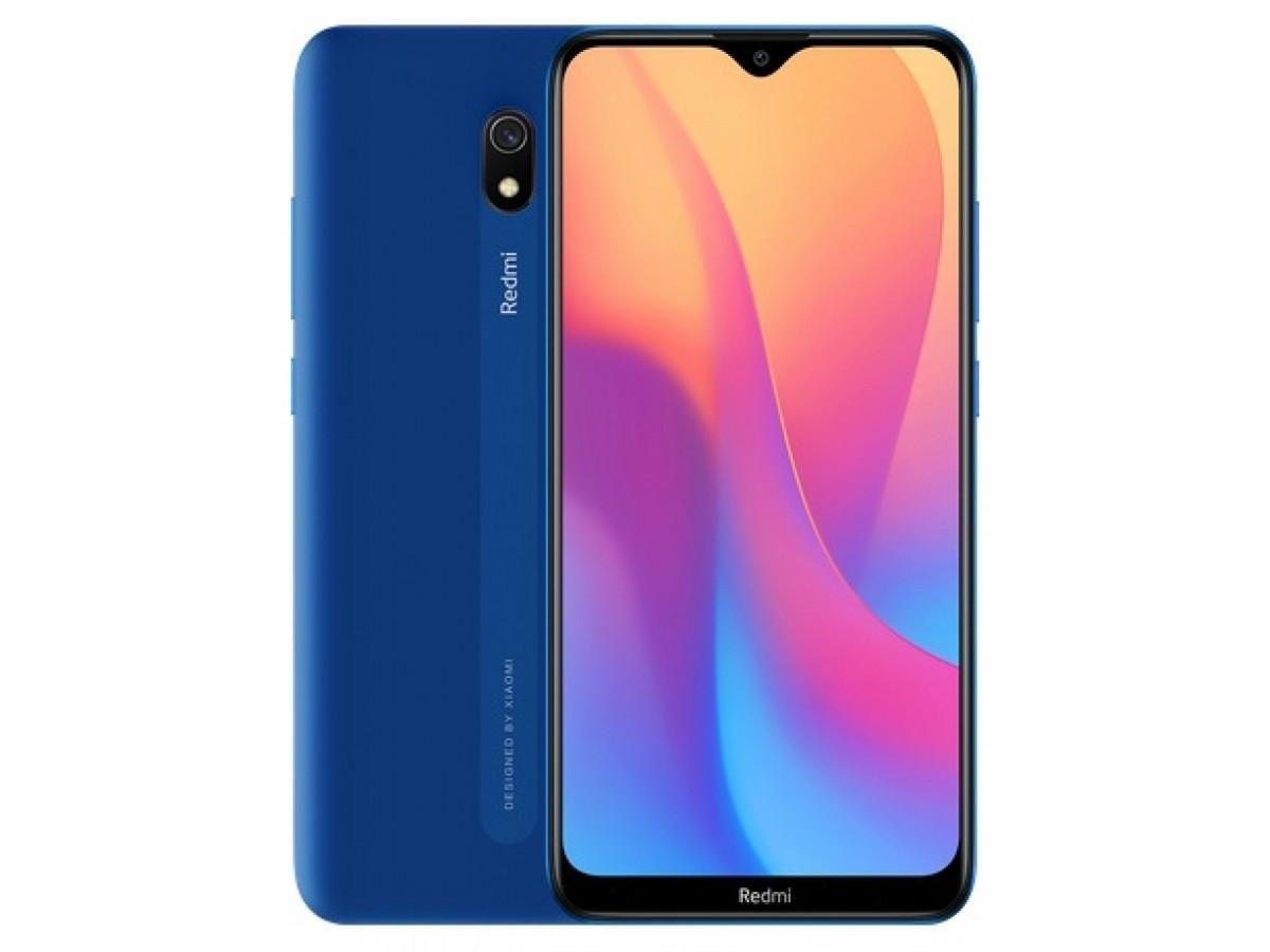 Xiaomi Redmi 8A 2/32Gb Blue RU/A в Тюмени